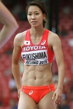 福島千里(陸上)wikiプロフ、すごい腹筋、練習やプライベートは?2019日本選手権欠場?【みらいのつくりかた】