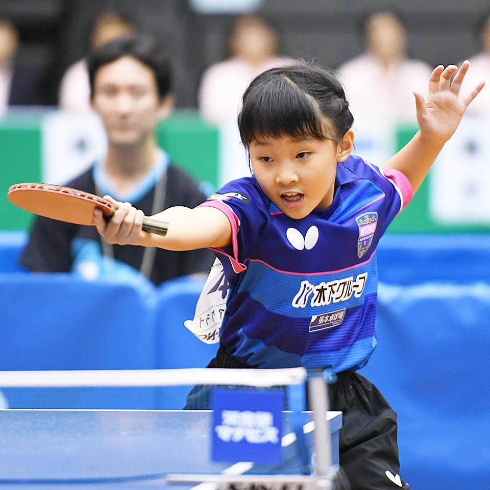 張本美和(卓球)プロフや戦績と美人中国人コーチとは?兄や両親と五輪へ!【ミライモンスター】