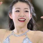 紀平梨花(フィギュアスケート) 姉妹揃ってかわいい!?カップや学校・コーチは!?トリプル技が凄く浅田真央を超える!?