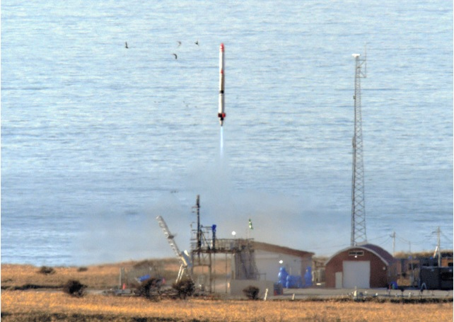 ホリエモンロケット(MOMO3号)打ち上げ成功!民間初のライブ映像も
